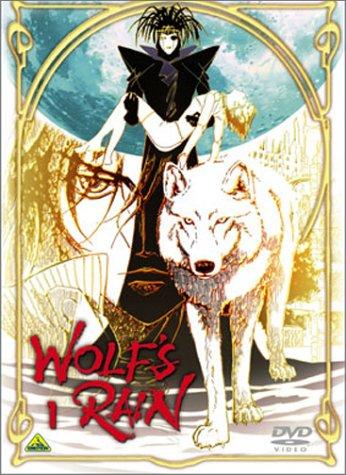 【中古レンタルアップ】 DVD アニメ ウルフズレイン WOLF'S RAIN 全10巻セット