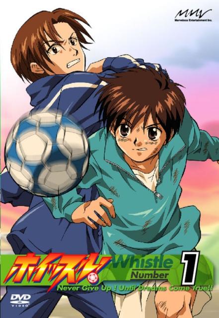 【中古レンタルアップ】 DVD アニメ ホイッスル! 全13巻セット