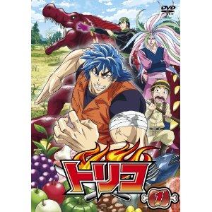 【中古レンタルアップ】 DVD アニメ トリコ 1~23巻セット