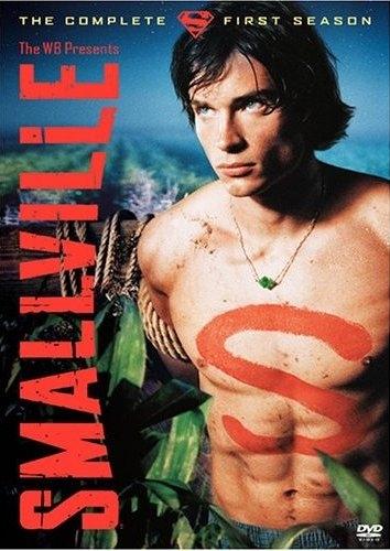 【中古レンタルアップ】 DVD 海外ドラマ SMALLVILLE ヤング・スーパーマン ファースト・シーズン 全10巻セット トム・ウェリング クリスティン・クルック