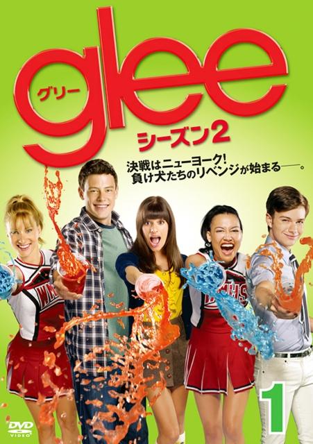 【中古レンタルアップ】 DVD 海外ドラマ glee グリー シーズン2 全11巻セット マシュー・モリソン ジェーン・リンチ