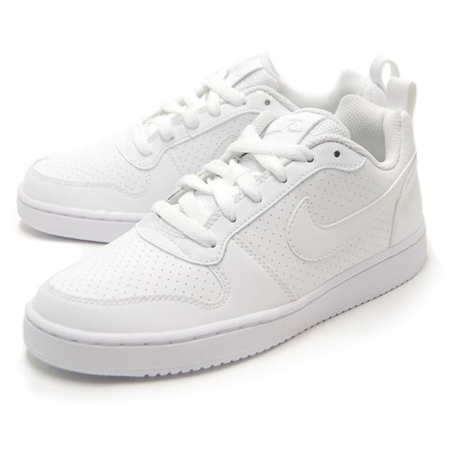 free shipping e824d 734b9 NIKE Nike men sneakers COURT BOROUGH LOW SL coat Barlow low SL white  844,883-111 low-frequency cut  white  basket