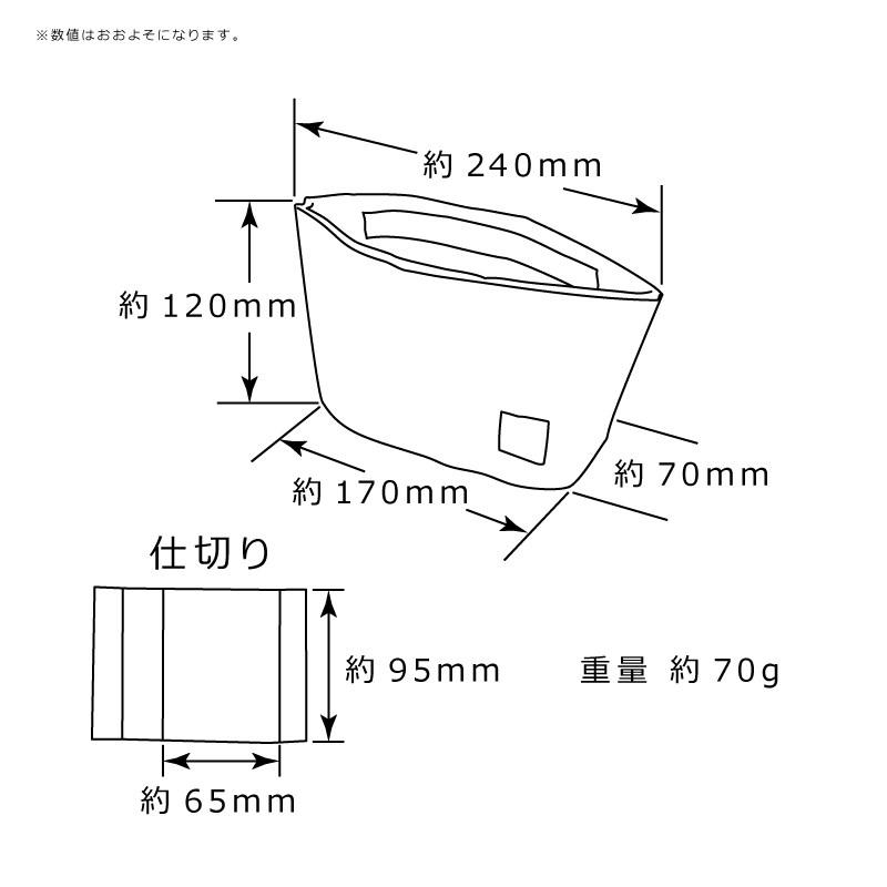 一眼レフコンデジミニカメラバッグインナーバッグソフトクッションボックスS尺寸日本没有镜子制造的MOUTH Delicious case mini MJC13034