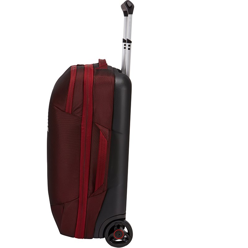 THULE スーリー スーツケース キャリーケース キャリーバッグ 旅行 出張 Subterra Rolling Carry-on 36L EMBER TSR-336EMB レッド [海外/ビジネス/旅行バッグ/ナイロン]