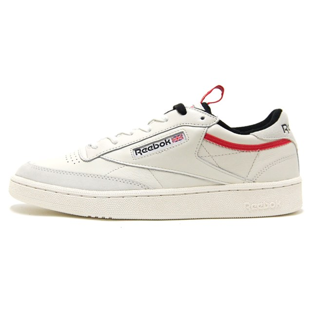 eca88b79a51c Reebok Reebok men gap Dis sneakers CLUB C 85 RAD BS5152  Pau tea   casual    white