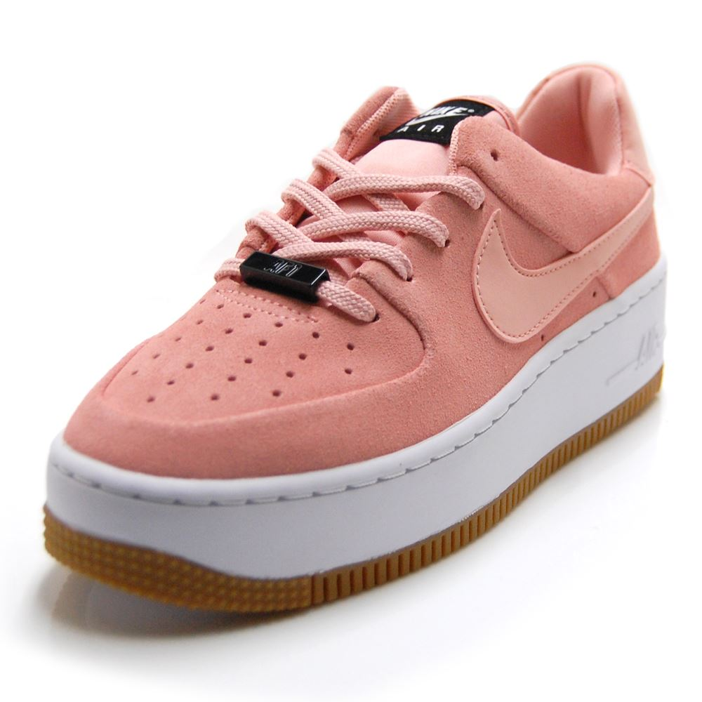 NIKE W AF 1 SAGE LOW Nike women Air Force One Seiji low white Lady's sneakers ar5339 100