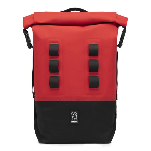 クローム 完全防水 バックパック アーバン EX ロールトップ18 CHROME URBAN EX ROLLTOP 18L RED/BLACK BG217RDBK