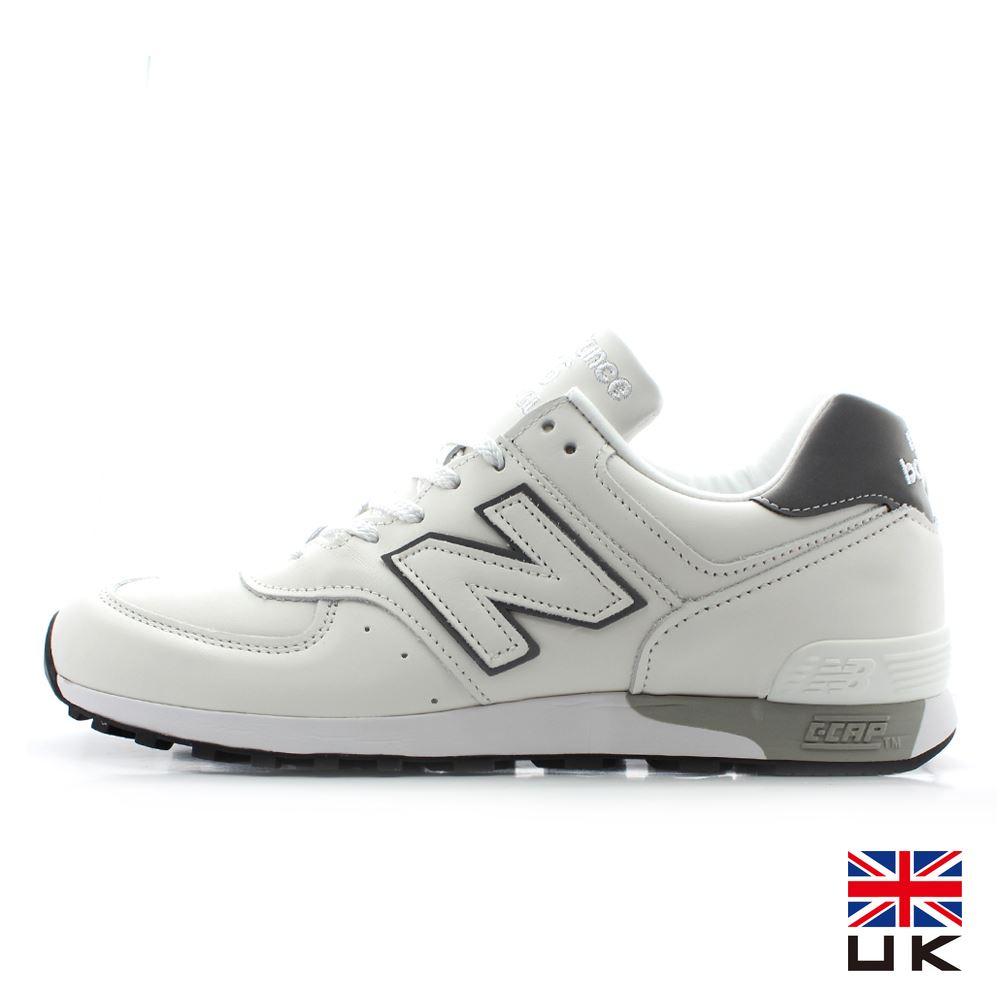 ニューバランス New Balance White メンズ スニーカー Made In Uk 英国製 Limited Model M576wwl M576 スニーカー