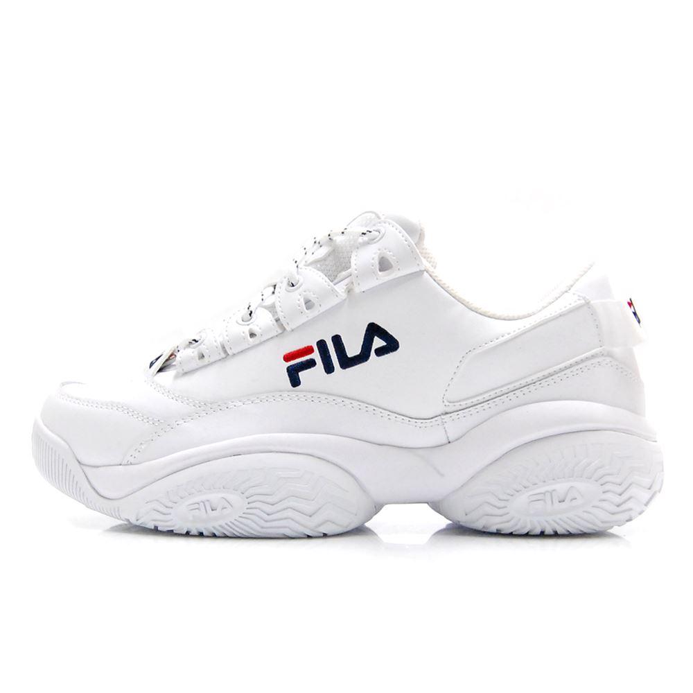 フィラ プロヴィナンス ウィメンズ FILA PROVENANCE WMNS WHITE/FILANAVY/FILARED レディース スニーカー F0401-0005