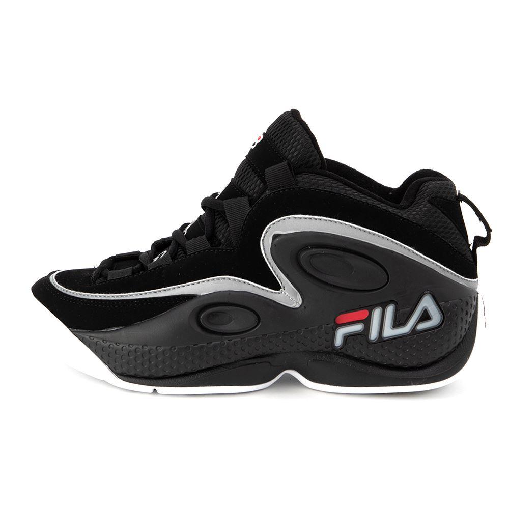 フィラ グラントヒル 3 FILA GRANT HILL 3 BLACK/BLACK/WHITE メンズ スニーカー F0478-0013