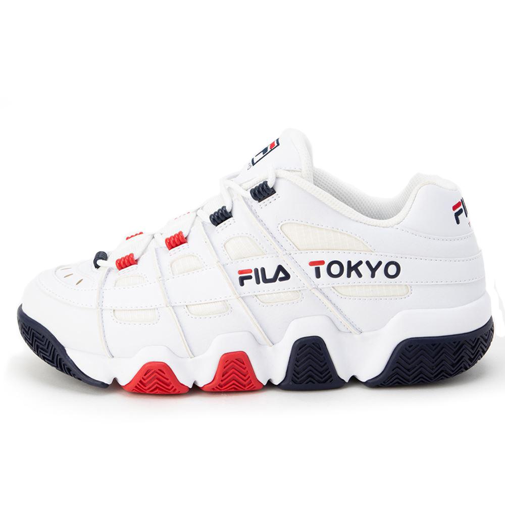 フィラ バリケード XT 97 TOKYO FILA BARRICADE XT 97 TOKYO WHITE/FILANAVY/FILARED メンズ レディース スニーカー F0483-0125