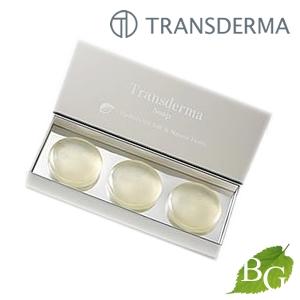 【送料無料】トランスダーマ ソープ 3個セット 90g×3個 【日本正規品】