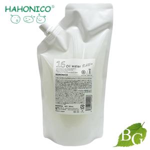 ショップレビューを書いて1500円クーポンGET ハホニコ 十六油水 セールSALE%OFF 16油水 価格 500mL 詰替え用 ジュウロクユスイ