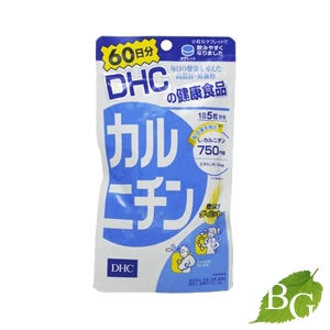 ショップレビューを書いて1500円クーポンGET 送料無料でお届けします DHC カルニチン 60日分 300粒 送料込