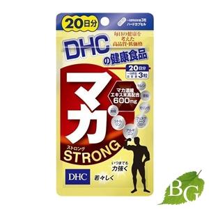 DHC マカ ストロング 60粒 (20日分)