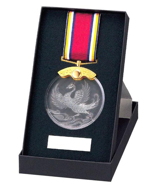 MY-9790 ハーモニーメダル 金・銀・銅 表彰グッズ 文字刻印代無料