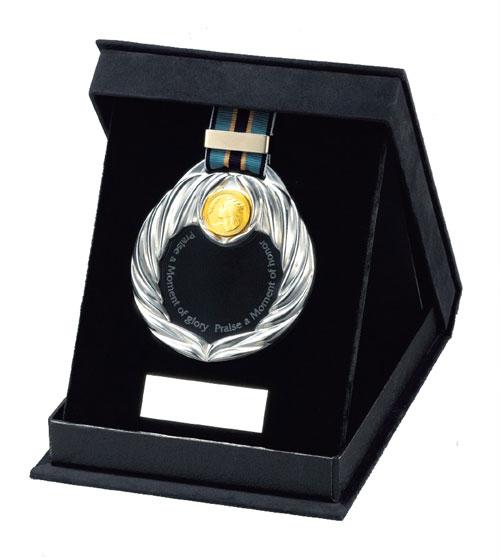 MY-9841 ジェネシスメダル 金・銀・銅 表彰グッズ 文字刻印代無料
