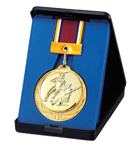 プレートに文字彫刻いたします 3個以上~ MY-9990 マイティメダル アウトレット 金 文字刻印代無料 銅 表彰グッズ 銀 日本メーカー新品