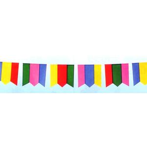 2個以上~ 気質アップ s-h-30 ペナントA 開店記念セール 20枚付 アソートOK 連続旗