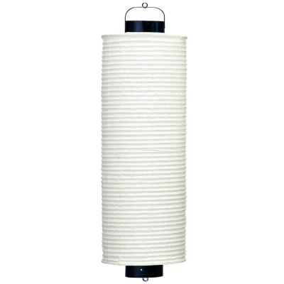 【10%OFF】T313 桶型13号桶提灯 34×105cm【ちょうちん】【スーパーSALE】