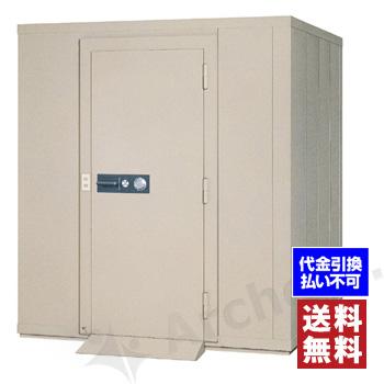 【特典付き】【送料無料】エーコー[SR-400]-組立式耐火室(セキュリティルーム) 父の日