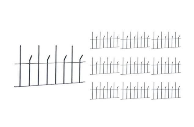 エイト[H1601]-忍び返し14型 10枚セット