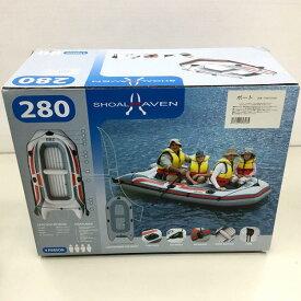 【送料無料】最安値への挑戦!4人乗り ゴムボート オール2本セット 海・アウトドアで大活躍 PM010236 ゴムボート オール2本セット ファミリーサイズ 海・山 アウトドア