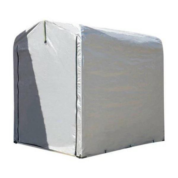 【ポイント2倍】自転車を屋外で快適に保管 バイクテント 奥行180X高さ156cm [QH-CP-00] SISスポーツ アウトドア 物置 カー用品 テント
