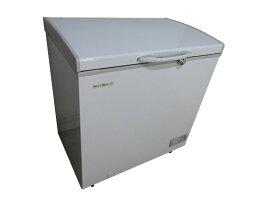 【送料無料】頑丈な業務用仕様 冷凍ストッカー ガラスドアタイプ  250L[WBST-250-G]-SIS(エスアイエス) フリーザー 冷凍庫 業務用冷凍庫