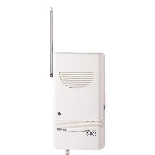 オプテックス[S-RC5]-Sシリーズ受信器 チャイムボックスなら防犯・防災グッズ通販所