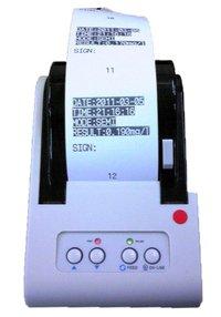 ダブルセンサー式アルコールチェッカー+プリンターセット[AC-011-ST1] -東洋マーク製作所呼気 測定 検査器 検知 卓上型