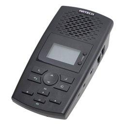 家庭用電話・ビジネスホン両対応で大事な会話を記録 録音したデータはSDカードに保存 ビジネスホン対応「通話自動録音BOX2」ANDTREC2]-サンコー