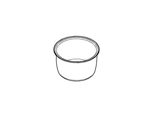 炊飯器 内釜[ARE50-F56]-Panasonic(パナソニック) 内かま 炊飯ジャー IHジャー炊飯器