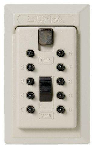 【処分】《 セット販売:3個 》カギ番人 壁付け固定式キーボックス [PS6] - KEIDEN(計電産業), サクレ b1e214cd