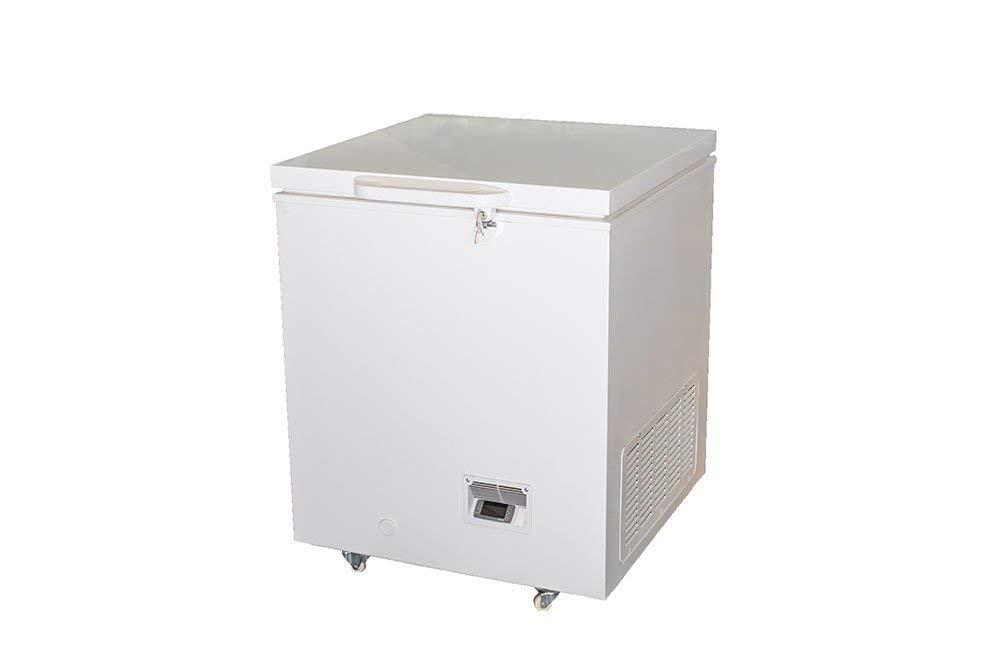 超低温冷凍ストッカー(業務用 冷凍庫)104L[CC100-OR]-シェルパ 冷蔵庫 厨房機器 設備 家電 キャスター付き 鍵付き