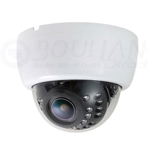 防犯カメラ 237万画素 屋内用 ドーム型 赤外線 LED 24個 EX-SDI / PoC バリフォーカルレンズ 電源重畳方式 ワンケーブル SONY CMOSセンサー搭載 EHD1312SETL-Po