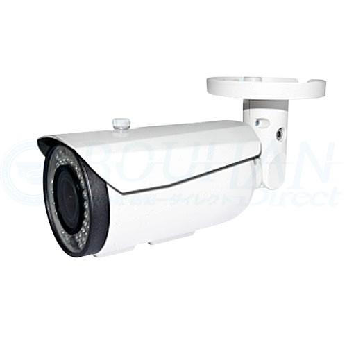 防犯カメラ 屋外用 赤外線 IR-LED 40個 AHD TVI SD バリフォーカルレンズ 監視カメラ 家庭用 SONY 2.2メガピクセル CMOSセンサー搭載 HSB-SR27EQC