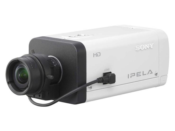 SONY(ソニー) ネットワークカメラ SNC-CH240 防犯カメラ 監視カメラ 屋内ボックス View-DR 音圧検知機能 フルHD出力対応ボックス型ネットワークカメラ ONVIF対応