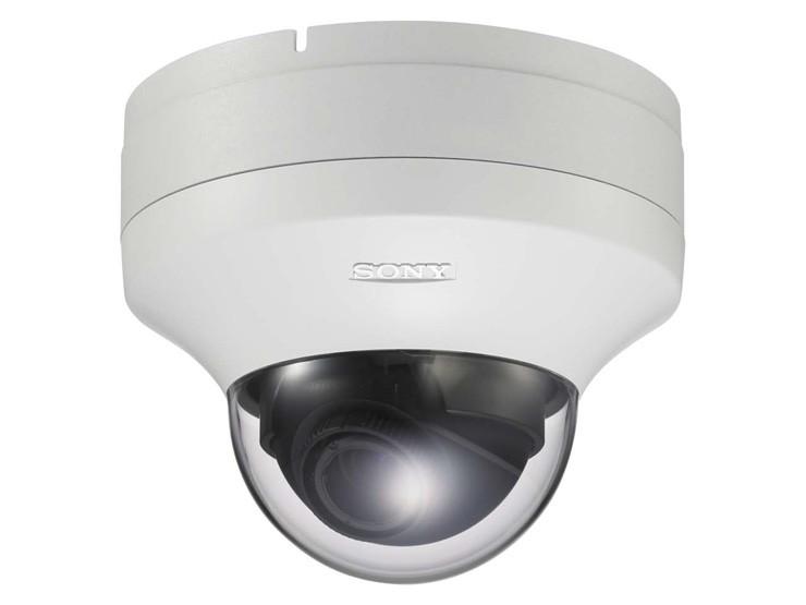 SONY(ソニー) ネットワークカメラ SNC-DH140 防犯カメラ 監視カメラ 屋内ドーム型 HD出力対応ドーム型ネットワークカメラ View-DR ONVIF対応