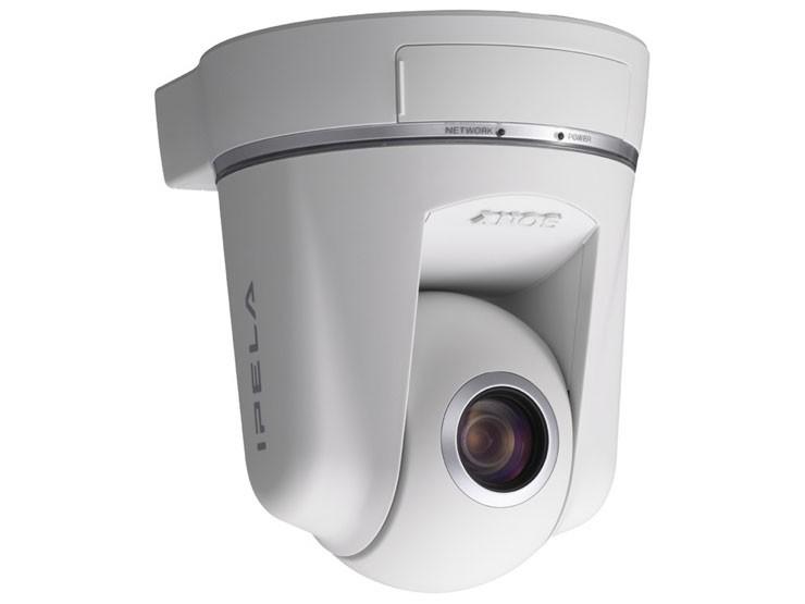 SONY(ソニー) ネットワークカメラ SNC-RZ50N 防犯カメラ 監視カメラ 旋回ネットワークカメラ 光学26倍ズーム DFI機能を搭載