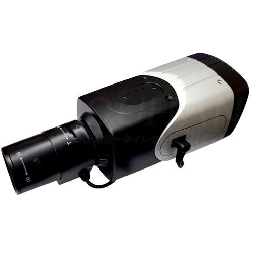 防犯カメラ 屋内用 ボックス型 監視カメラ 家庭用 SD 監視カメラ 家庭用 Sony1/3インチ 960H CCD 搭載 水平解像度 MAX 700TV ライン SSP7-N67 【送料無料】【あす楽対応】