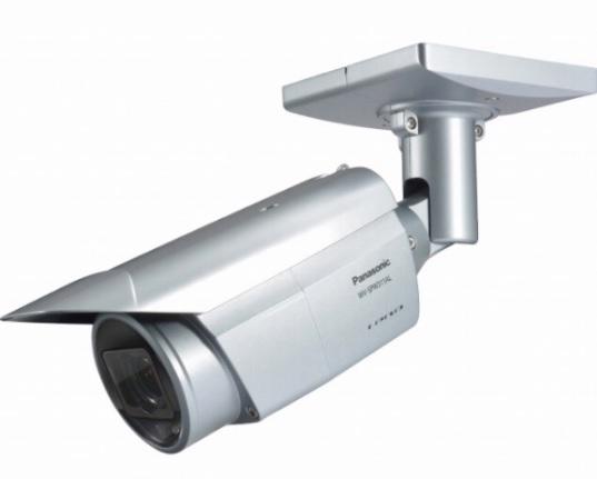 WV-SPW310 720P VFハウジング一体型NWカメラ