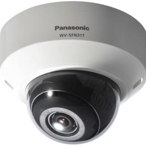 WV-SFN311A 屋外HD ドームNWカメラ