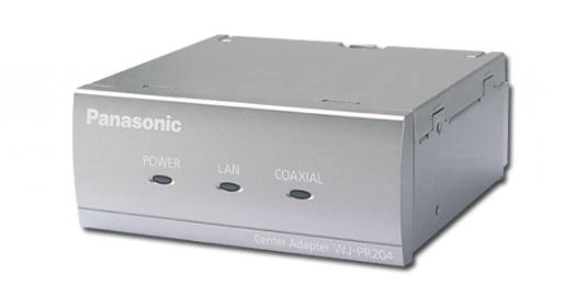 WJ-PR204 PoE給電機能付 同軸-LANコンバーター