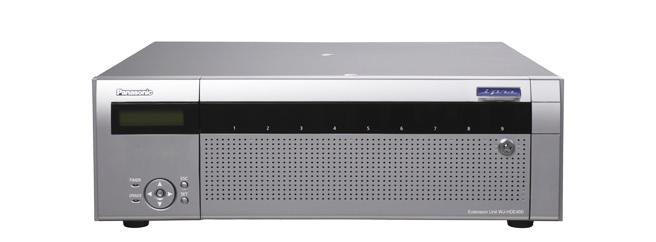 WJ-ND400K NWディスクレコーダー