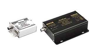 HD-SDI 1chワンケーブルカメラシステム 重畳電源装置 YG-CHJ-SDI1ch