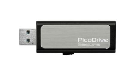 USB3.0メモリー「PicoDrive Secure」GH-UF3SRシリーズ GH-UF3SR16G 容量8GB 1年保証