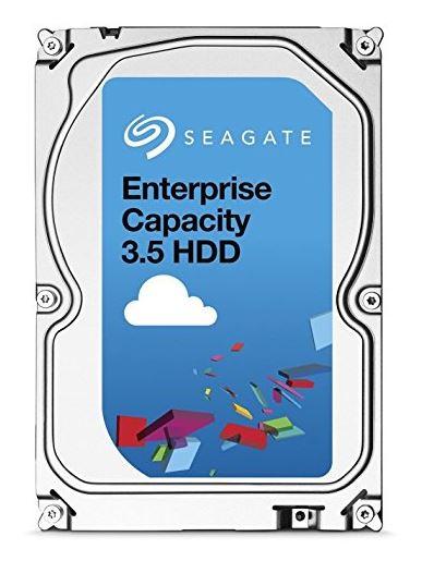 Seagate 内蔵ハードディスク 3.5インチ Enterprise Capacity v5.1 2TB ( SATA / 512Native / 5年保証 )正規代理店品 ST2000NM0008