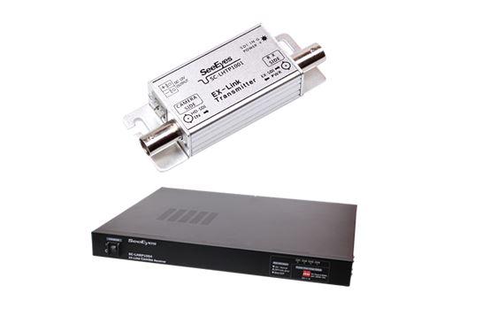 【SeeEyes】HD-SDI長距離電源重畳装置 SC-LHCP1004
