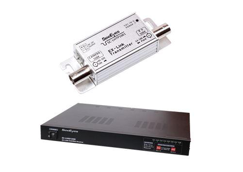 【SeeEyes】HD-SDI長距離電源重畳装置 SC-LHCP1008